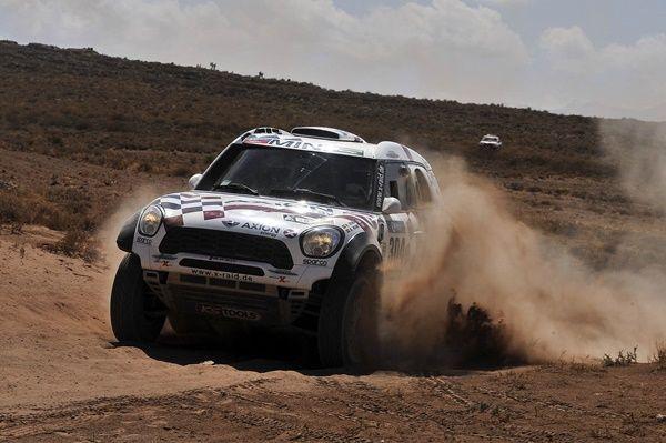 Mini Dakar Roma etapa 10