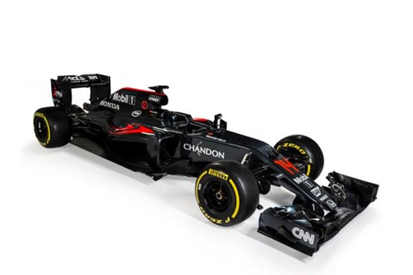 McLaren Alonso F1