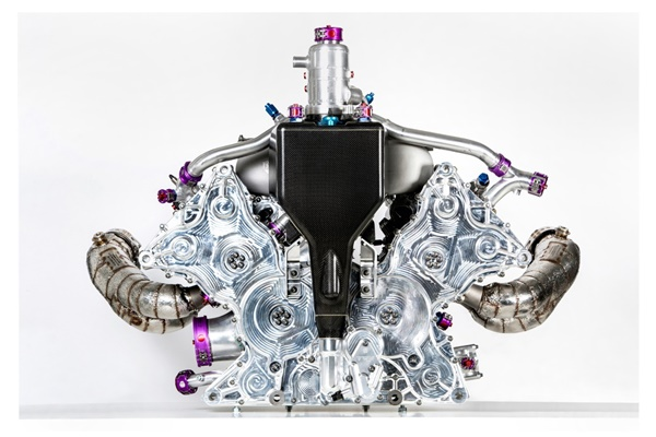 porsche 919 motor