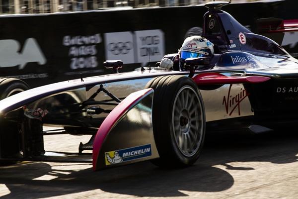 Sam Birds DS Virgin Racing 2016