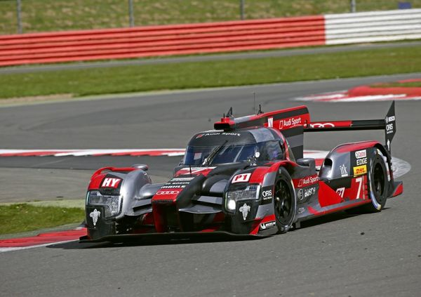 Audi WEC 2016 Silverstone