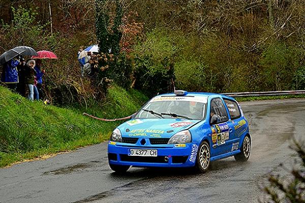 C. Fernandez - R. Rodriguez - Renault Clio Sport