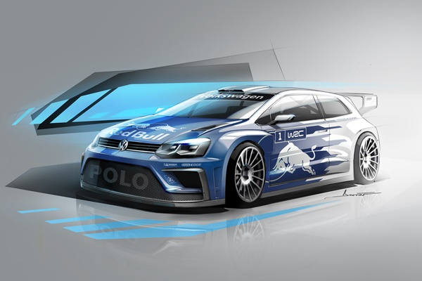 VW Polo WRC 2017