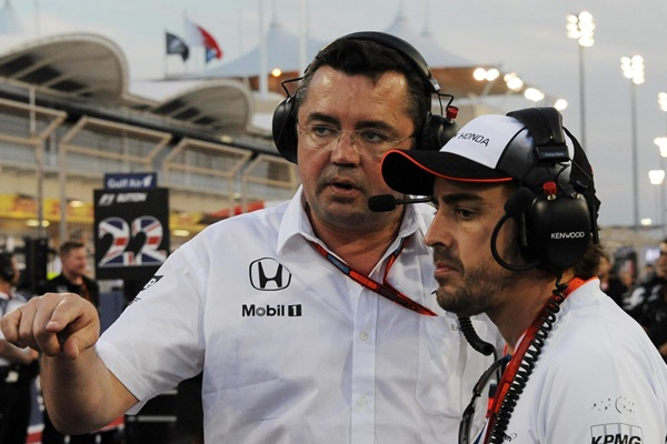 alonso f1 bahrein salida