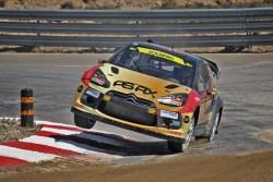 Peter Solberg vencedor de la primera cita del Mundial de Rallycross