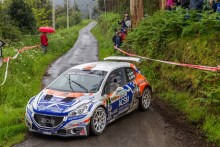 El Rallye de Ferrol 2.017 abre el plazo de inscripciones