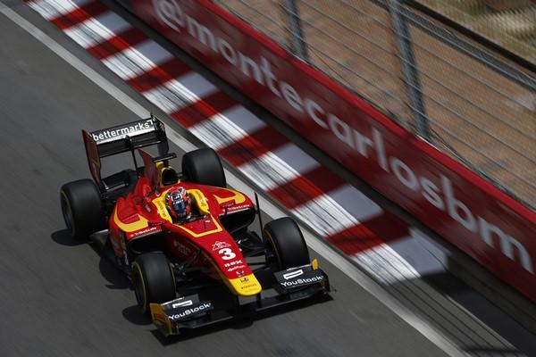 Nato GP2 Monaco Racing Engineering