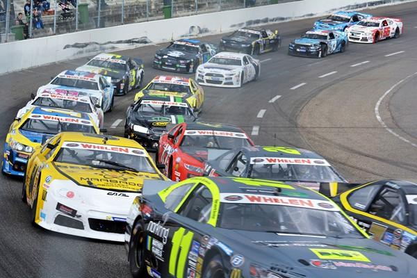 Salida NASCAR Holanda