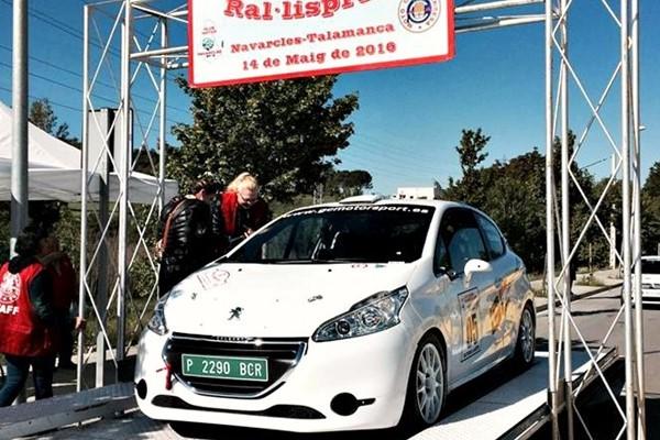 carnicer 208 R2 GC Motorsport