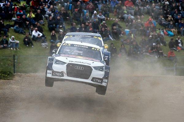 rallycross belgica EKSTROM