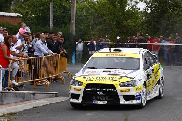 Meira Rallye Narón 2016