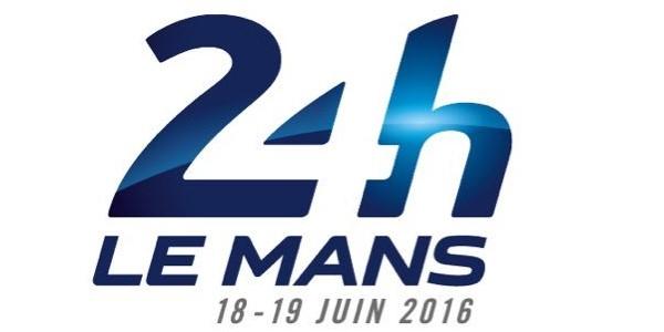 logo 24h le mans 2016
