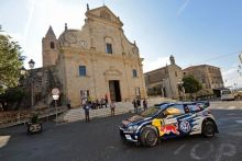 El WRC pasa su ecuador este fin de semana en Córcega