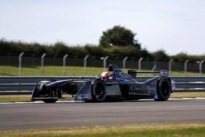 El nuevo Fórmula E de Jaguar