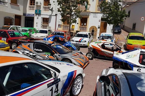 MT Racing Cronometrada Balcon de Almanzora