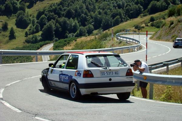 Rallye Coches Clasicos Montaña Palentina conde