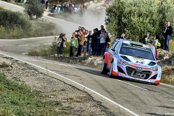 rallye España RACC cataluña publico i20rallye España RACC cataluña publico i20