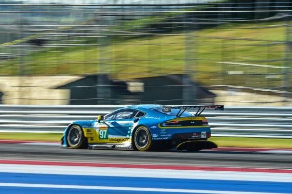 6h circuito Americas Aston Martin