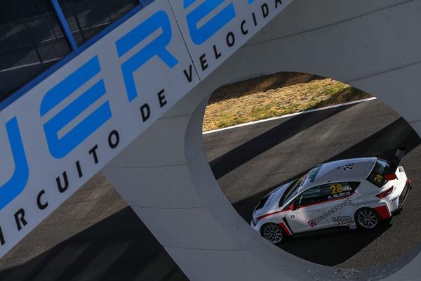 TCR portugal Jerez Antti Buri