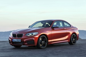BMW Serie 2 Coupe 2017