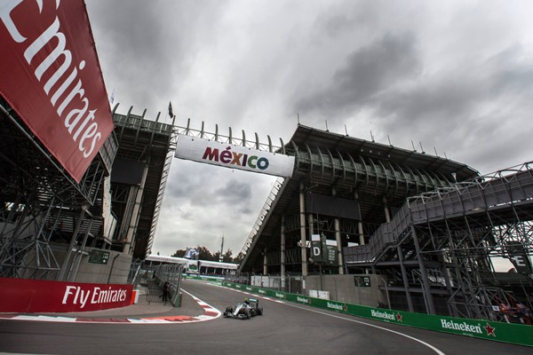 f1 mejico hamilton autodromo hermanos rodriguez