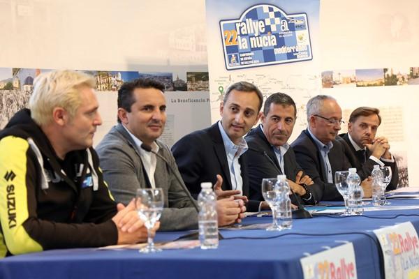 presentación Mediterráneo La nucía