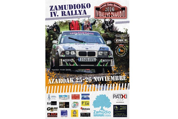 lista inscritos rallye zamudio 2016