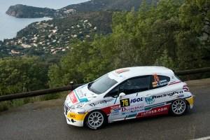 Efren Llarena gana la 208 Rally Cup en el Rallye Du Var