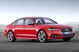 Audi S6 Sedan 2014