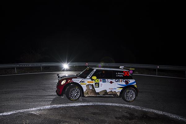 Jose Liste Mini Rallye Madrid 2016