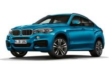 """BMW X6 M Sport Edition, edición exclusiva con inspiración """"M"""""""