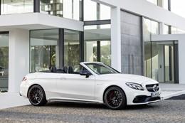 Mercedes-AMG Clase C Cabrio