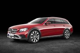 Mercedes-Benz Clase E All-Terrain 2017