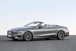 Mercedes-Benz Clase S Cabrio 2016