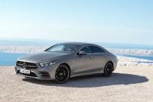 Mercedes CLS 2018, avance de fotografías