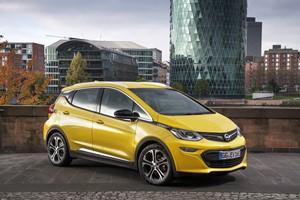 Opel Ampera 2017