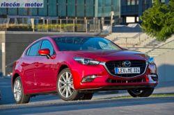 Mazda3 Hatchback 2017, fotos generales