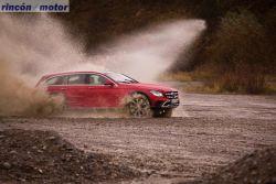 Mercedes Clase E All Terrain 2017, fotos generales