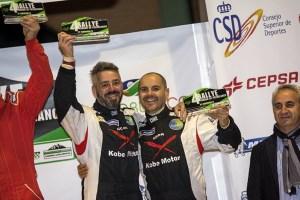 Javier Pérez Campeón de 2RM de Andalucía