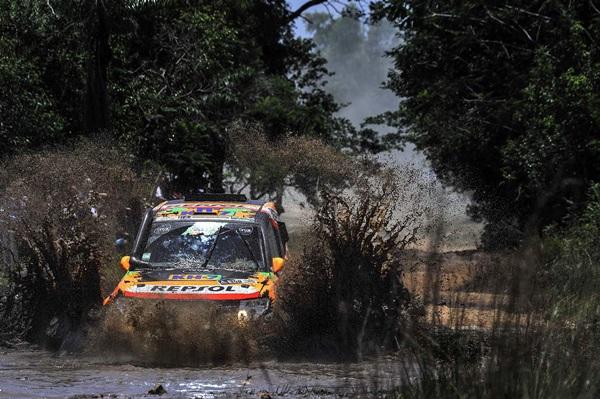 Dakar17 Isidre Esteve montero proto etapa 2