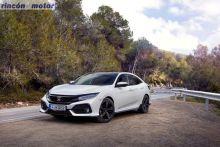 Honda Civic 5 puertas 2017, fotos generales