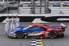 Ford gana en GTLM las 24H de Daytona