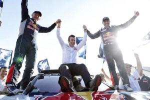 Peterhansel logra su décimo tercera victoria en el Dakar