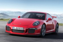 911 GT3 2017
