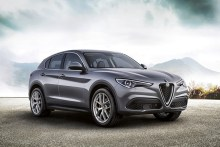 Alfa Romeo Stelvio 2017, fotos generales