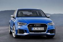 Audi RS3, el más deportivo de la gama con 400 cv