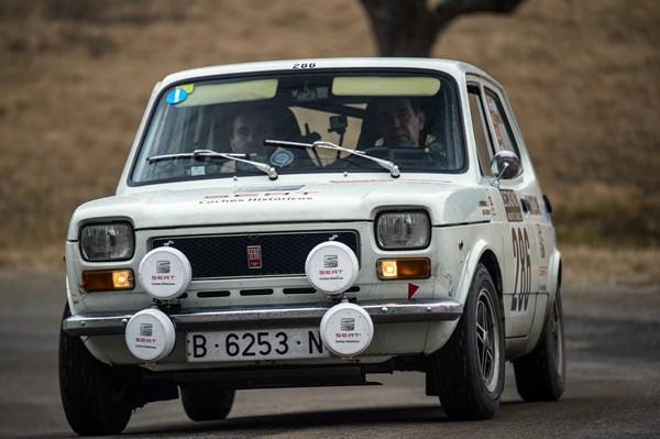 Monte Carlo Histrico SEAT-127 Hernndez-Eloi-Alsina