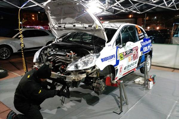 Paulo Moreira RaceSeven asistencia