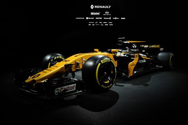 Renault F1 2017
