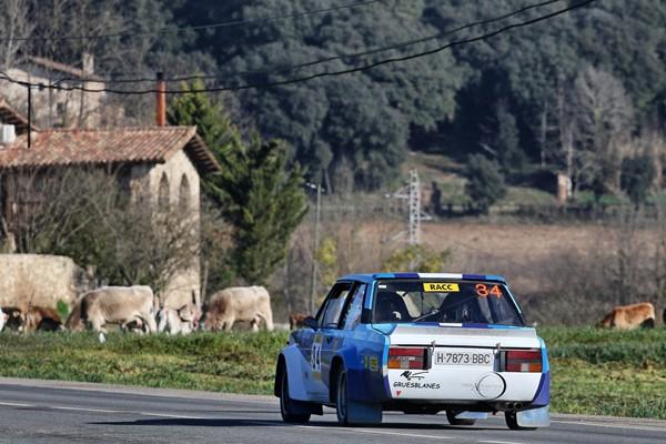 Roura Moragas 131 abarth rallye cataluña historico 2702